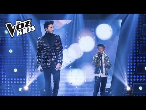 Video Juanse y Sebastián Yatra cantan Que Lloro | La Voz Kids Colombia 2018 download in MP3, 3GP, MP4, WEBM, AVI, FLV January 2017