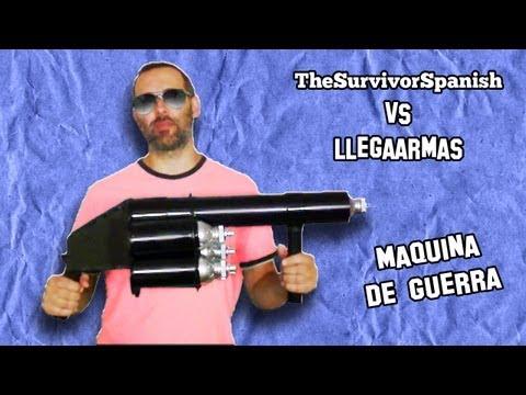Máquina de Guerra Black Ops 2 | Armas Caseras Fáciles