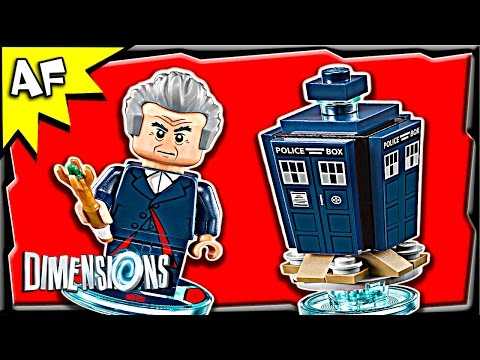 Vidéo LEGO Dimensions 71204 : Pack Aventure : Doctor Who