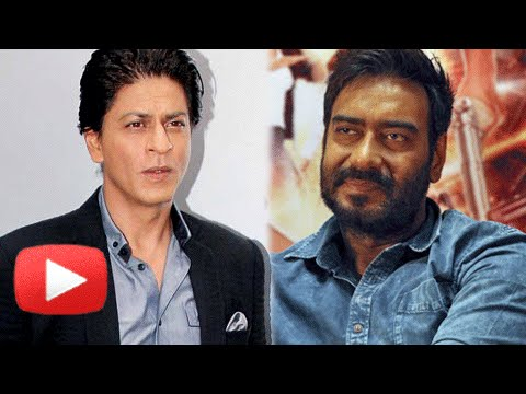 Ajay Devgn AVOIDS Fighting With Shah Rukh Khan On