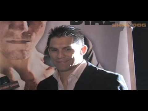 Frank Shamrock on Nick Diaz