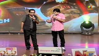 ali & brahmanandam comedy - gabbar singh audio launch