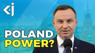 Video Is POLAND becoming a REGIONAL POWER? - KJ Vids MP3, 3GP, MP4, WEBM, AVI, FLV Desember 2018