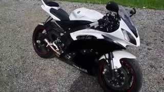 8. YAM-R6 2012 Yamaha YZF-R6