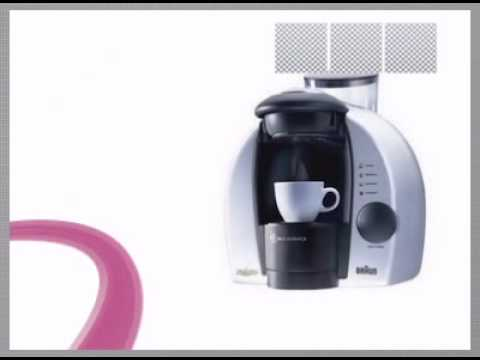 Braun Tassimo TA1200 Coffee Maker