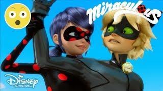 Miraculous Ladybug | Ladybug is Akumatized! | Disney Channel UK