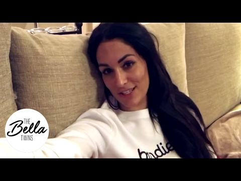 Nikki Bella gushes about her BEAUTIFUL niece and has a new respect for moms!