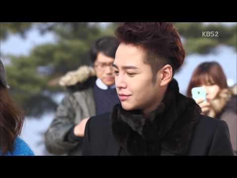 [예쁜남자] 장근석 묘미와의 첫 데이트 20131212