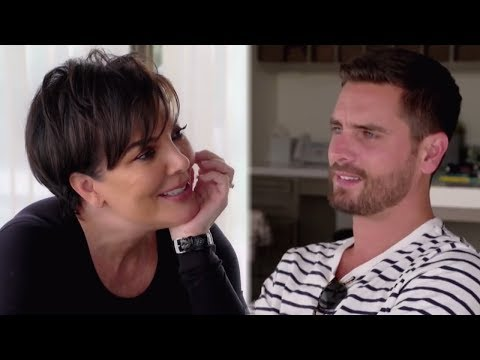 Kris Jenner GRILLS Scott Disick About Dating Sofia Richie