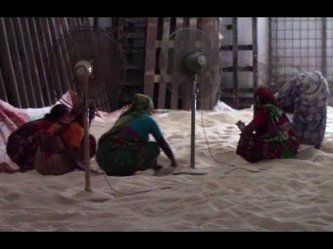 হঠাৎ বন্যায় খাদ্য গুদামের ৪ কোটি টাকার চাল নষ্ট