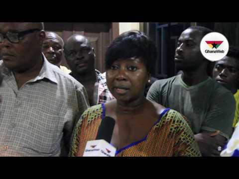 National Security unaware of raid at Nii Lantey Vanderpuye's house - Wife of MP