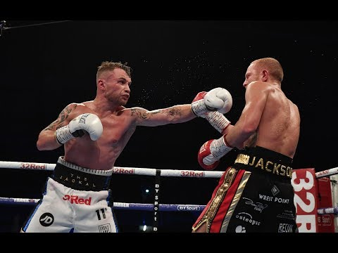 Carl Frampton vs Luke Jackson fight highlights and knockout from Windsor Park (видео)