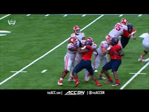 Clemson vs. Syracuse Condensed Football Game (2017) (видео)
