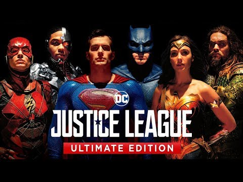Justice League: Ultimate Edition 'Fake' Blu-ray Trailer