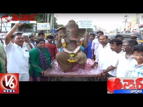 Muslim Ganesha   Muslim Man Creates Awareness On Eco Friendly Ganesh