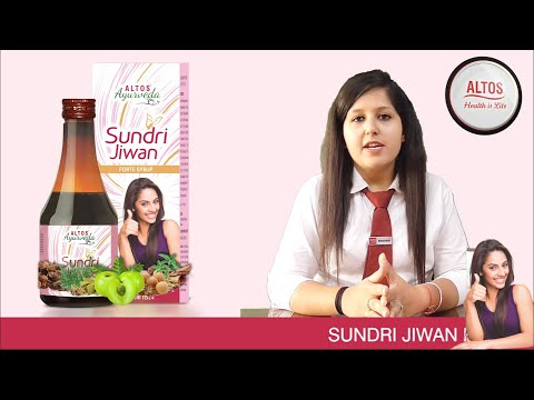Altos Sundari Jiwan (Specialized powerful Syrup for Women)