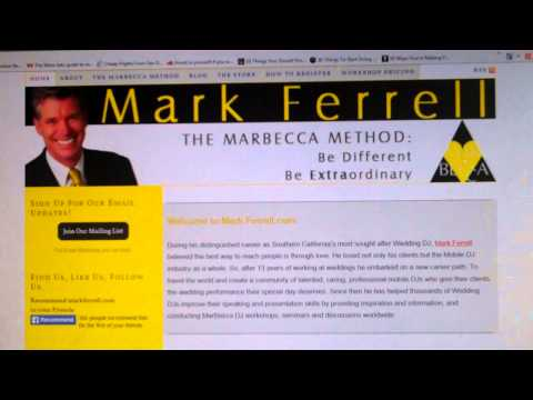DJ Tips in under a minute: Mark Ferrell com