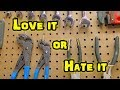 PEGBOARD | How I do it
