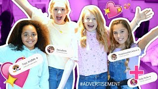 Video 😍 MEETING TOYS AND ME, RUBY RUBE, SASSY BELLE & ROSIE MCLELLAND!!! 😍😍 MP3, 3GP, MP4, WEBM, AVI, FLV September 2018
