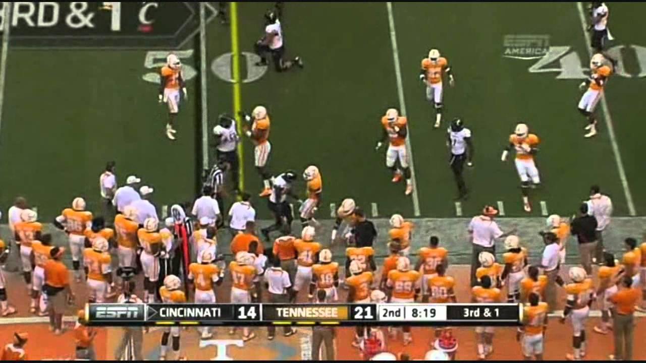 Isaiah Pead vs Tennessee (2011)