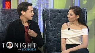 Video TWBA: Fast Talk with Sarah Geronimo and John Lloyd Cruz MP3, 3GP, MP4, WEBM, AVI, FLV Agustus 2018
