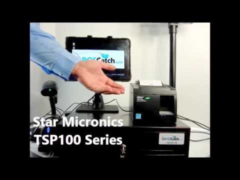 Star Micronics TSP100/143 Receipt Printer Review