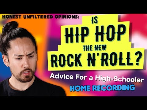 Is Hip Hop The New Rock N' Roll? | Honest UnFiltered Opinions #11