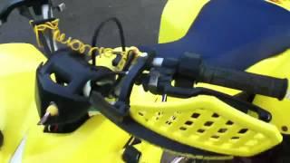 3. Suzuki z90 QuadSport FMF
