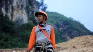 Sangkulirang Indonesia  city photos : Wanadri | Ekspedisi Sangkulirang Mangkalihat |Tebing Kulat, Latihan 4 di Tebing Citatah 90