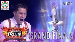 Video Pilipinas Got Talent 2018 Grand Finals: Julius and Rhea- Wheelchair Dance MP3, 3GP, MP4, WEBM, AVI, FLV Juli 2018