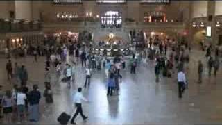 Time Lapse Grand Central Station