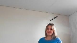 Бесшовный потолок 18 м<sup>2</sup>