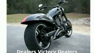 9. 2010 Victory Hammer 8-Ball Walkaround and Specification