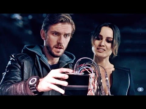 'Kill Switch' Official Trailer (2017) | Dan Stevens