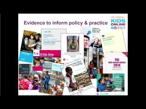 UNICEF - Global Kids Online: children's rights in the digital age