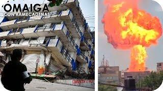 Terremoto México 19/09/17 (Recopilación Videos)