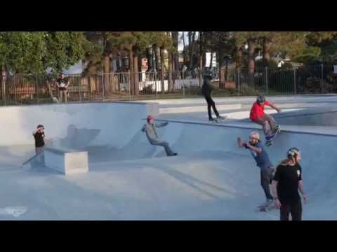 SLO Weekend - Gravity Skateboards Team Trip - Part II