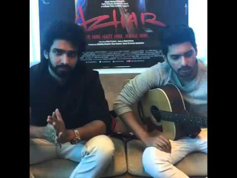 Video Bol Do Na Zara Acoustic | Azhar | Armaan Malik, Amaal Mallik | Emraan Hashmi, Nargis Fakhri download in MP3, 3GP, MP4, WEBM, AVI, FLV January 2017