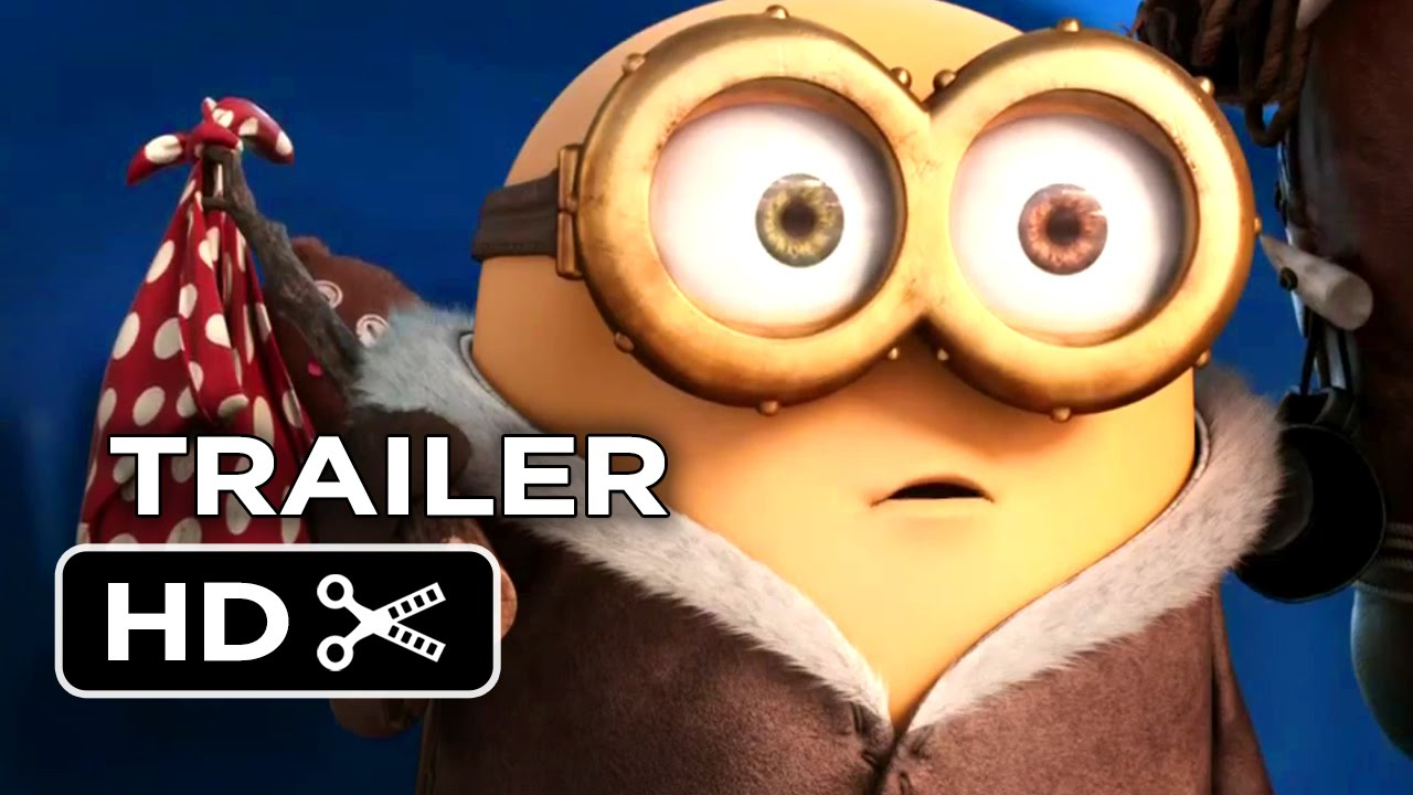 Minions Official Trailer #1 (2015) – Despicable Me Prequel HD