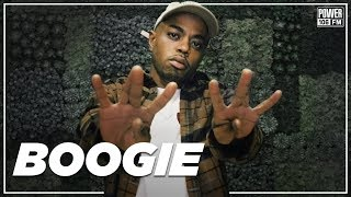 Boogie Talks 'Everything's For Sale' + Spits Bars Over Eminem's