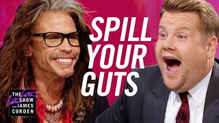 Video Spill Your Guts or Fill Your Guts w/ Steven Tyler MP3, 3GP, MP4, WEBM, AVI, FLV Agustus 2019