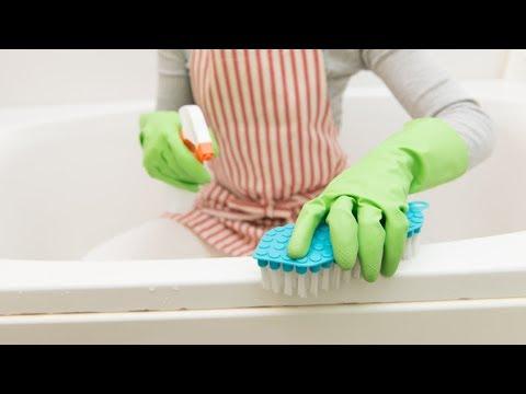 Come rimuovere la muffa da doccia e vasca da bagno
