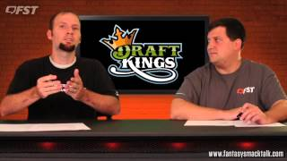 How to Play Daily Fantasy Football on DraftKings