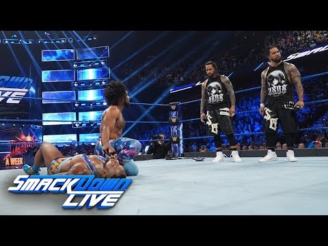 The New Day vs. The Usos - Gauntlet Match Part 4: SmackDown LIVE, March 26, 2019
