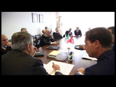 Giulianova, pronto a partire l'appalto per la nuova caserma dei carabinieri VIDEO