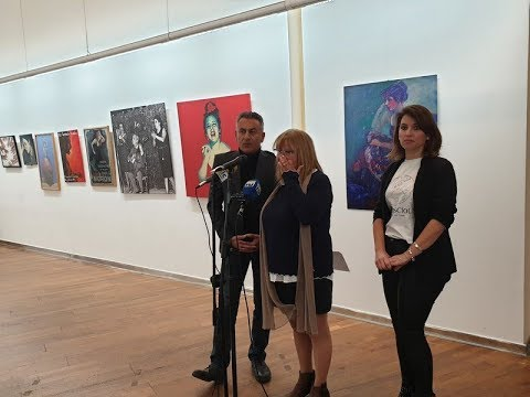Inauguración Exposición «Femenino Singular» Isla Cristina