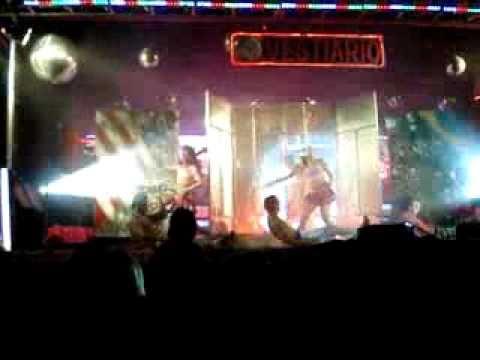 BANDA LEX LUTHOR em BERTÓPOLIS MG - 2008