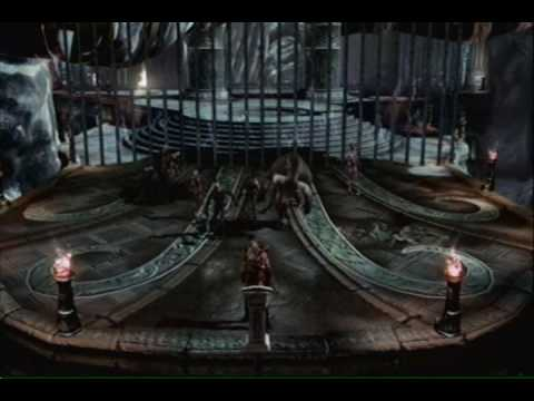 God Of War III : Chaos Difficulty : Realm of Hades : Part 3 of 11 : Campaign Walkthrough Video 7 :
