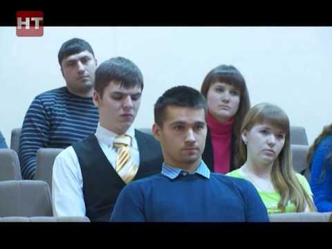 В институте сельского хозяйства НовГУ вице-губернатор Александр Бойцов встретился со студентами-аграриями