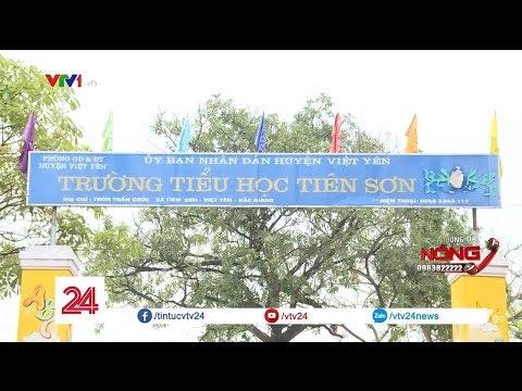 Thầy giáo bị tố sàm sỡ 13 nữ sinh tại huyện Việt Yên, Bắc Giang thừa nhận có sờ vào